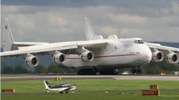 10' x 40' Vessel to Iraq