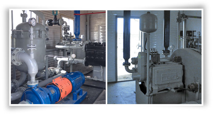 Water Injection / Disposal Packages