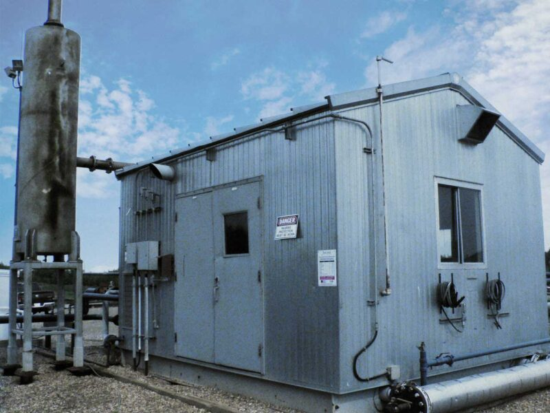 Used 400HP CAT with 2 Stage Gemini Compressor for sale in Alberta