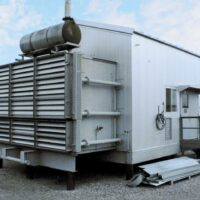 Used 400HP Waukesha Screw Compressor for sale in Alberta