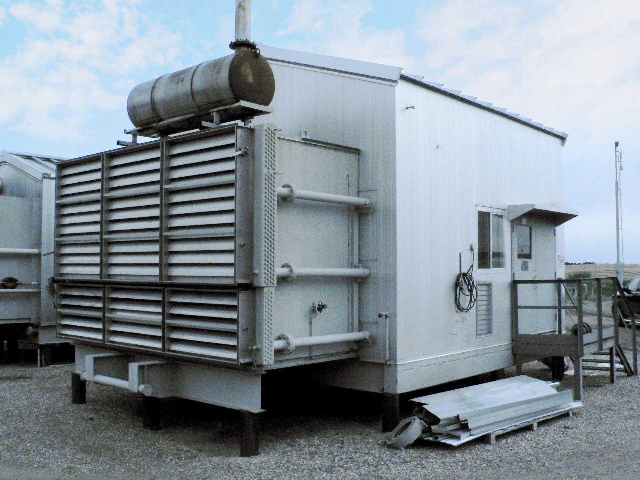 Used 400HP Waukesha Screw Compressor for sale in Alberta