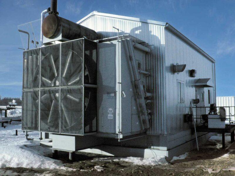 Used 810HP CAT 3512 TALE with Gemini DS604 Compressor for sale in Alberta
