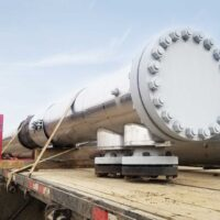 Used 18″ x 44′ 1000PSI Gas/Gas Exchangers for sale in Alberta