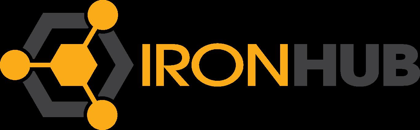 IronHub logo