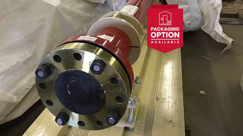 Never used – Two (2x) 700HP Centrifugal Multi-stage Bare Borets Pumps & Motors + Full Packaging Option for sale in Edmonton Alberta