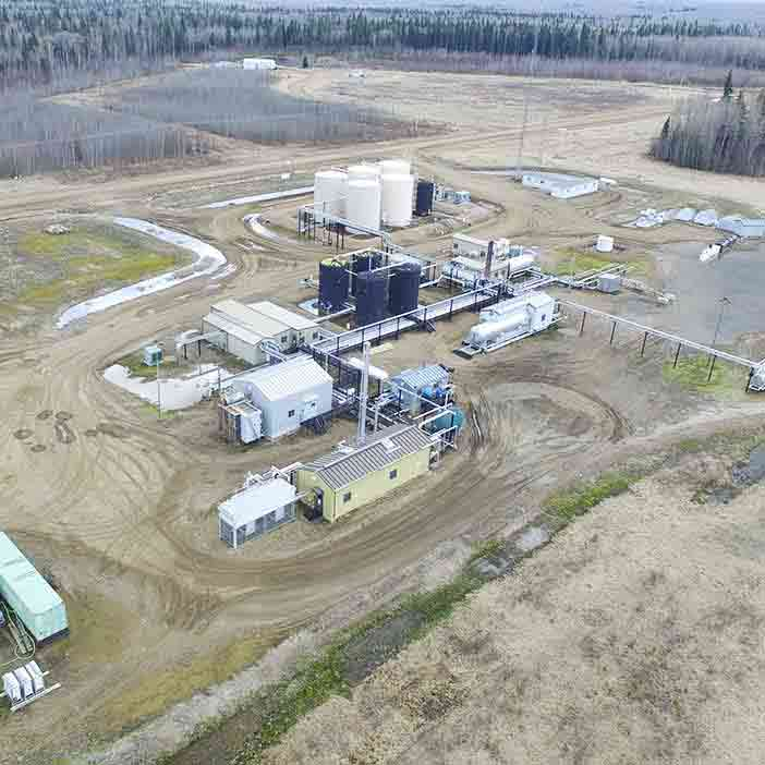 Project – cash raise - oilfield oil and gas equipment for sale in Alberta Canada