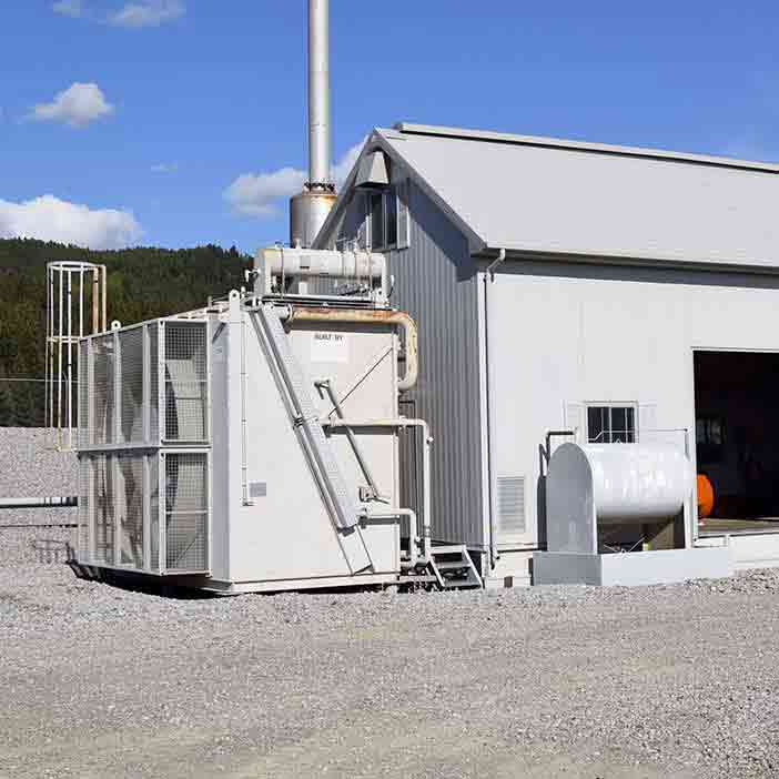 Project – Surplus investments and joint ventures 1000 kW generator 1 mw generator - oilfield oil and gas equipment for sale in Alberta Canada