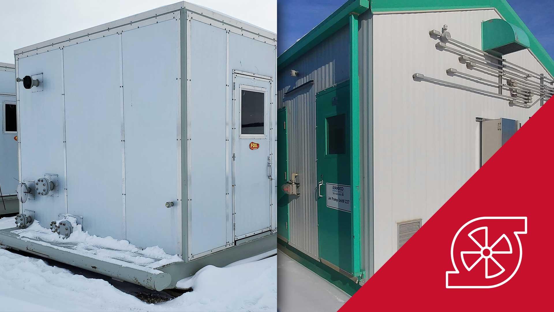 8 New & Used Jet Pump Packages For Sale in Grande Prairie, Alberta, Canada oil and gas oilfield energy equipment surplus