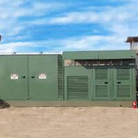 1 MW megawatt / 1000 kW kilowatt MTT Gas Turbine Generator Packages (6 Available) for sale