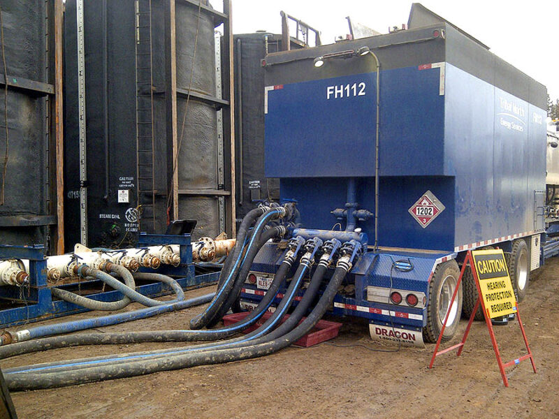 New and Used 38 MMBTU Fracking / Frac Water Heaters for sale in Calgary Alberta Canada surplus, used, new frac equipment fracking equipment oilfield energy oil and gas 7